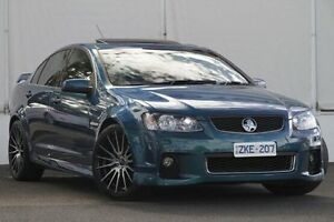 2013 Holden Commodore VE II MY12.5 SV6 Z Series Chlorophyll 6 Speed Manual Sedan Upper Ferntree Gully Knox Area Preview