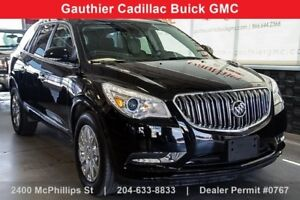 2017 Buick Enclave Premium AWD, Power Sunroof, Navigation, Heate