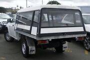 2009 Mitsubishi Triton ML MY09 GLX White 4 Speed Automatic Cab Chassis Nundah Brisbane North East Preview