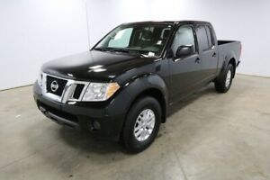2019 Nissan Frontier 4X4 SV CREW CAB 7 inch display, Bluetooth,