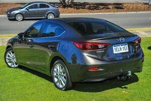 2014 Mazda 3 BM5238 SP25 SKYACTIV-Drive GT Grey 6 Speed Sports Automatic Sedan Wangara Wanneroo Area Preview