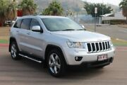 2012 Jeep Grand Cherokee WK MY2013 Laredo Silver 5 Speed Sports Automatic Wagon Townsville Townsville City Preview