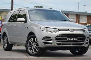 2014 Ford Territory SZ Titanium (RWD) Silver 6 Speed Automatic Wagon Waitara Hornsby Area Preview