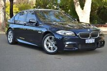 2011 BMW 520D F10 MY0911 Steptronic Blue 8 Speed Sports Automatic Sedan Claremont Nedlands Area Preview
