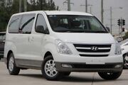 2009 Hyundai iMAX TQ-W White 4 Speed Automatic Wagon Brendale Pine Rivers Area Preview