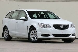 2013 Holden Commodore White Sports Automatic Wagon Vermont Whitehorse Area Preview