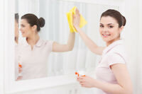 Hiring : Experienced House Cleaning Lady