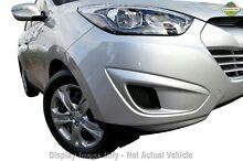 2014 Hyundai ix35 LM3 MY14 Active Silver 6 Speed Sports Automatic Wagon Wangara Wanneroo Area Preview