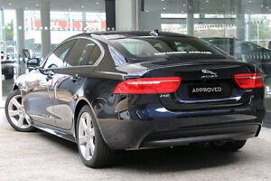 2016 Jaguar XE X760 MY16 20T R-Sport Black 8 Speed Sports Automatic Sedan Petersham Marrickville Area Preview