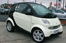 2004 Smart ForTwo  White Sports Automatic Cabriolet Cranbourne Casey Area Preview