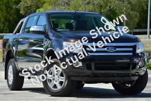2015 Ford Ranger PX XLT Double Cab Black 6 Speed Manual Utility Berrimah Darwin City Preview