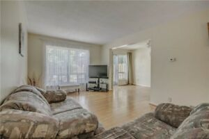 Why Rent If You Can Own 3 B/R T/House With Fin Bsm Near BCC