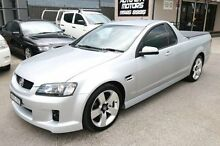 2009 Holden Ute VE MY09.5 SS V Silver 6 Speed Sports Automatic Utility Heatherton Kingston Area Preview