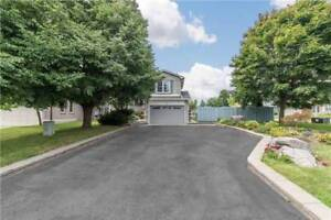 North Whitby 3 Bedroom Family Home + Fin Bsmt W/ Rec Rm