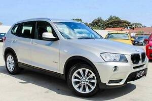 From $132 per week on finance* 2014 BMW X3 Wagon Coburg Moreland Area Preview