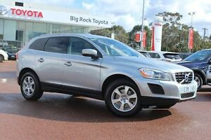 2012 Volvo XC60 DZ MY12 D5 Geartronic AWD Teknik Silver 6 Speed Sports Automatic Wagon Westminster Stirling Area Preview
