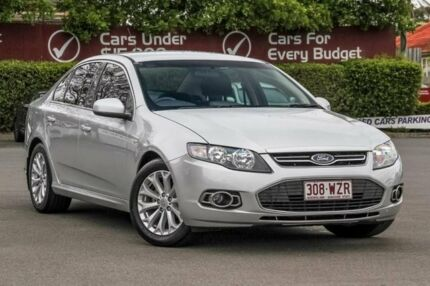 2014 Ford Falcon FG MkII G6 Silver 6 Speed Sports Automatic Sedan Mount Gravatt Brisbane South East Preview