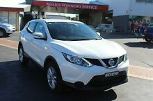 2014 Nissan Qashqai J11 ST (4x2) White Continuous Variable Wagon South Maitland Maitland Area Preview