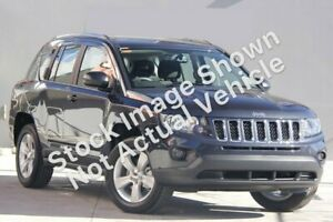 2013 Jeep Compass MK MY14 Sport (4x2) Grey 6 Speed Automatic Wagon Greenfields Mandurah Area Preview