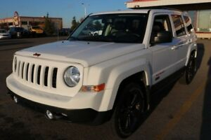 2016 Jeep Patriot 4WD 75TH EDITION Leather,  Heated Seats,  A/C,
