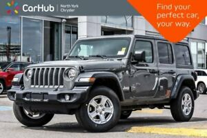 2019 Jeep WRANGLER UNLIMITED Sport|New Car|4x4|Tech,Safety.Pkgs|