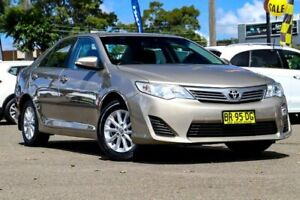2012 Toyota Camry ASV50R Altise Gold 6 Speed Sports Automatic Sedan Condell Park Bankstown Area Preview