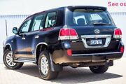 2009 Toyota Landcruiser VDJ200R GXL Black 6 Speed Sports Automatic Wagon Morley Bayswater Area Preview