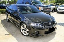 2010 Holden Commodore VE MY10 SS V Phantom Black 6 Speed Auto Seq Sportshift Sedan Buderim Maroochydore Area Preview