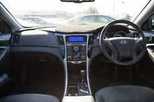 2010 Hyundai i45 YF MY11 Premium White 6 Speed Sports Automatic Sedan Alfred Cove Melville Area Preview