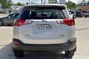 2014 Toyota RAV4 ALA49R MY14 GXL AWD Silver 6 Speed Sports Automatic Wagon Gosford Gosford Area Preview