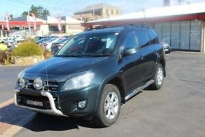 2010 Toyota RAV4 GSA33R 08 Upgrade SX6 Green 5 Speed Automatic Wagon South Maitland Maitland Area Preview