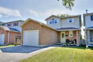 North Oshawa, 3 + 2 Bedroom House For Sale!