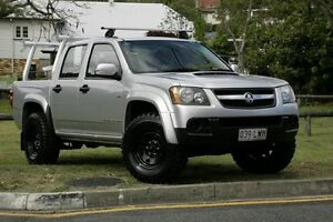 2009 Holden Colorado RC MY09 LX Crew Cab Silver 5 Speed Manual Utility Yeerongpilly Brisbane South West Preview