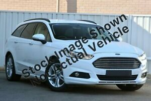 2017 Ford Mondeo MD 2017.50MY Ambiente PwrShift White 6 Speed Sports Automatic Dual Clutch Wagon Morley Bayswater Area Preview