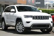 2015 Jeep Grand Cherokee WK MY15 Limited Black 8 Speed Sports Automatic Wagon Yeerongpilly Brisbane South West Preview