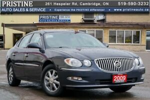 2009 Buick Allure CX Only 139km Accident & Rust Free