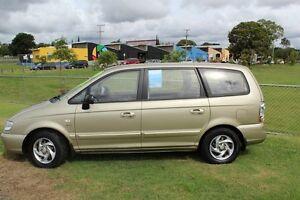 2005 Hyundai Trajet FO GL Gold 4 Speed Automatic Wagon Toowoomba Toowoomba City Preview