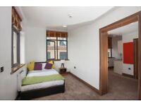 Luxury Affordable Modern 1 Bedroom studio Flat Part Bills included £340pcm