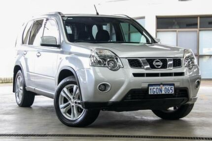 2013 Nissan X-Trail T31 Series 5 TS (4x4) Silver 6 Speed Automatic Wagon Cannington Canning Area Preview