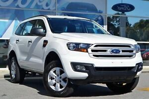2016 Ford Everest UA Ambiente White 6 Speed Sports Automatic Wagon Woodbridge Swan Area Preview