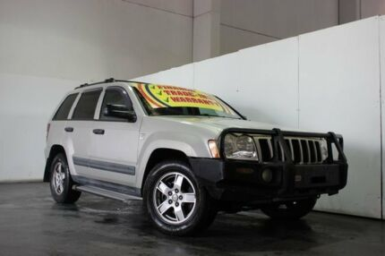 2007 Jeep Grand Cherokee WH Laredo (4x4) Gold 5 Speed Automatic Wagon