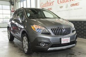 2014 Buick Encore Premium AWD, Sunroof, Navigation