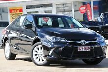 2015 Toyota Camry ASV50R Atara S Eclipse Black 6 Speed Sports Automatic Sedan Woolloongabba Brisbane South West Preview