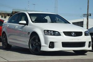 2012 Holden Commodore VE II MY12.5 SV6 Sportwagon Z Series White 6 Speed Sports Automatic Wagon Waitara Hornsby Area Preview