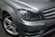 2012 Mercedes-Benz C250 W204 MY12 BlueEFFICIENCY 7G-Tronic + Avantgarde Silver 7 Speed Rozelle Leichhardt Area Preview
