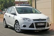 2012 Ford Focus LW Ambiente PwrShift White 6 Speed Sports Automatic Dual Clutch Hatchback Glenelg Holdfast Bay Preview