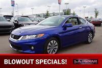 2014 Honda Accord Coupe EX-L LEATHER SUNROOF Only $156 bw