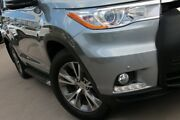 2015 Toyota Kluger GSU50R GXL 2WD Silver 6 Speed Sports Automatic Wagon Haberfield Ashfield Area Preview
