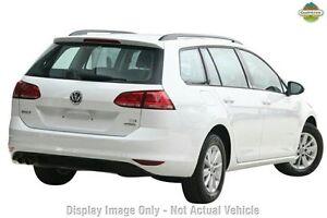 2014 Volkswagen Golf VII MY14 90TSI DSG White 7 Speed Sports Automatic Dual Clutch Wagon Wangara Wanneroo Area Preview