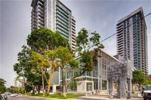Amazing 1 Bedroom + Den W/Large Balcony Located At Broadway Ave